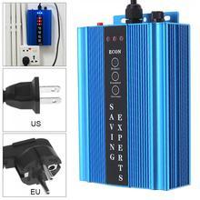 68KW 90 250 v インテリジェント節電 led インジケータ光エネルギー節約装置電気代キラーアップに 35%