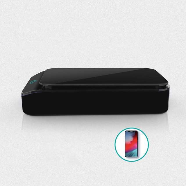 Mobile Phone UV Ultraviolet Disinfection Box Mobile Phone Sterilizer N95 Mask Sterilizer Small Ultraviolet Box 3
