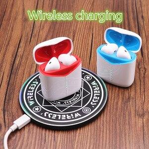 Image 3 - Słuchawki douszne bezprzewodowe z bluetooth, Listenvo miniPods 8D super dźwięk Flypods słuchawki bluetooth 5.0 słuchawki pk i10000 TWS i9000 tws