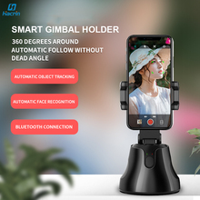 Auto Tracking Smart Shooting Phone Holder Gimbal 360 Rotation Selfie Stick All-in-one Auto Face &Object Tracking Holder For Vlog particle filters for object tracking