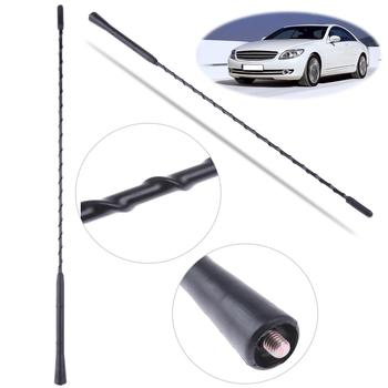 16 inch Universal Car Roof Mast Stereo Radio FM AM Amplified Antenna Auto Accessories for 5mm 6mm Adapter image