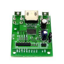 Placa do Receptor HDMI para O IIS I2S DSD I2S SOBRE HDMI