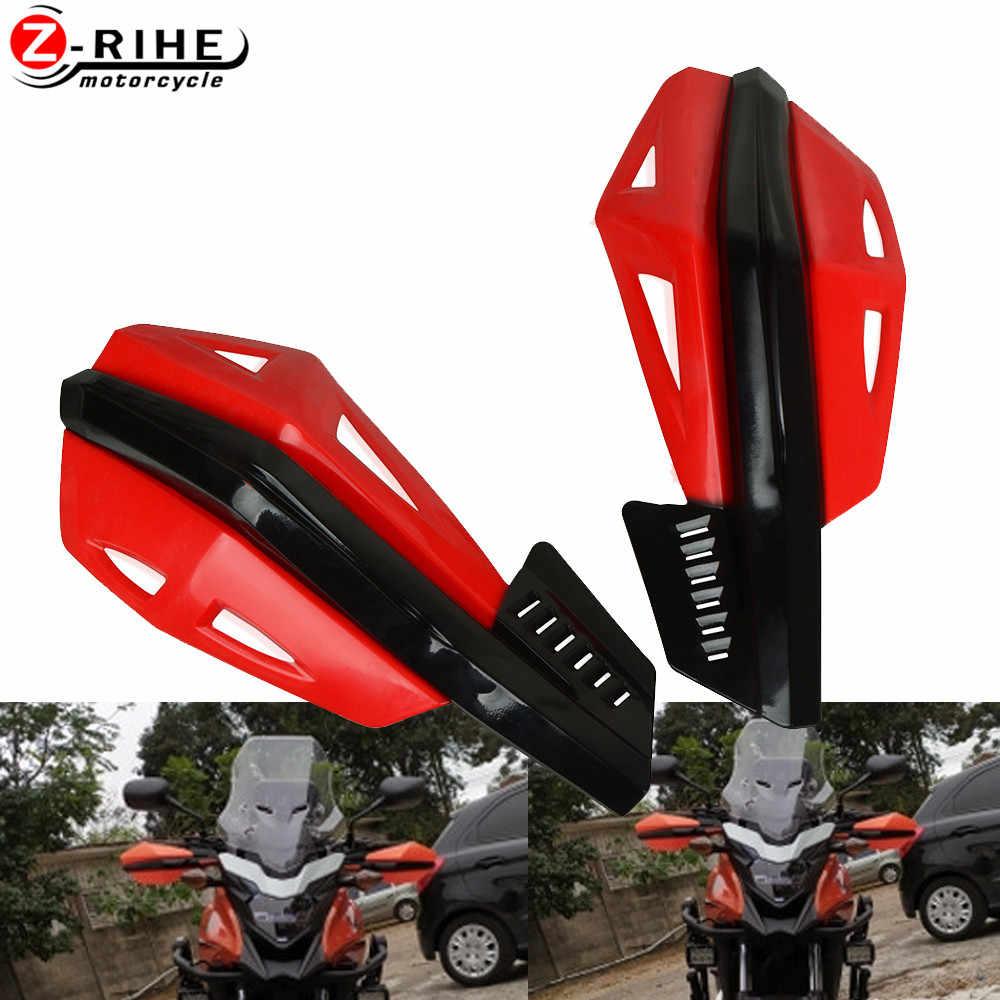 Motorcycle Modified Universal Handguard ABS Plastic Handlebar Windshield Handguard Accessories Motorcycle Accessories