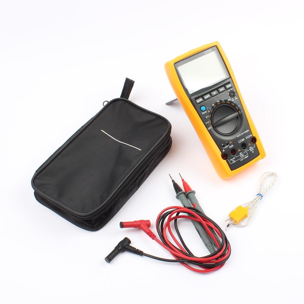Vichy VC99 3 6/7 Auto Range Digital Multimeter With Bag Better 17B+  Original  Genuine Meter