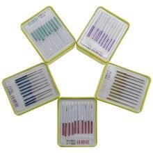 Швейная стрейчевая ткань машина анти-Прыжок иглы эластичная ткань Швейные иголки, аксессуары для шитья бытовые швейные инструменты