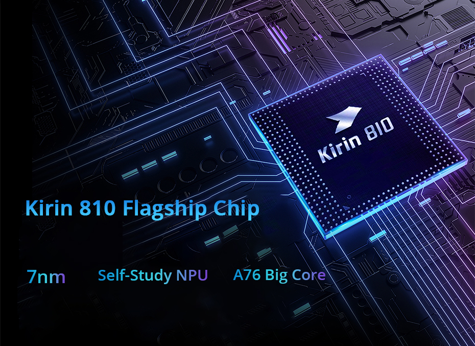 Honor 9X Pro 8GB 128GB 256GB Kirin 810 Liquid Cool Smartphone 48MP Triple Camera 6.59 Auto Pop Up Camera cellphone (3)