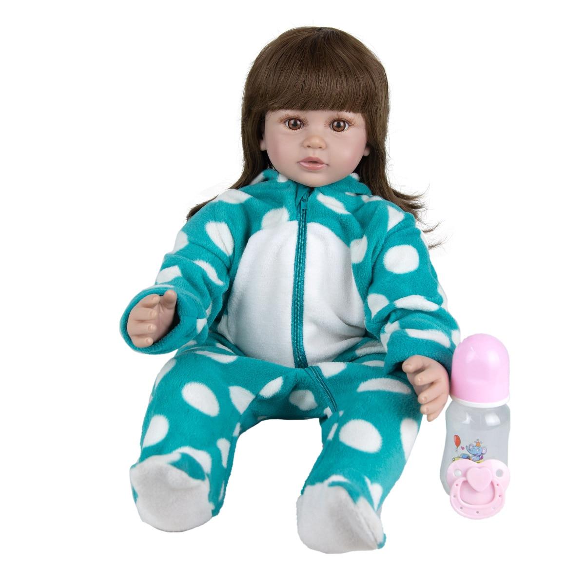 кукла-младенец keiumi kum24cb03-ww08