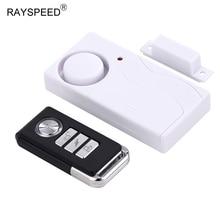 Wireless Door Window Sensor Home Alarm System Remote Bell Alarme Smart House Seguridad Para el Hogar Opening s