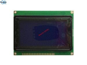 Image 4 - 128*64 Módulo de pantalla lcd STN pantalla azul verde retroiluminación blanca 5v s6b0107 LCM12864C 1 en lugar WH12864A LM12864LFW envío gratis