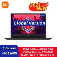 2021 New Xiaomi Mi Redmi G Gaming Laptop 16.1 1