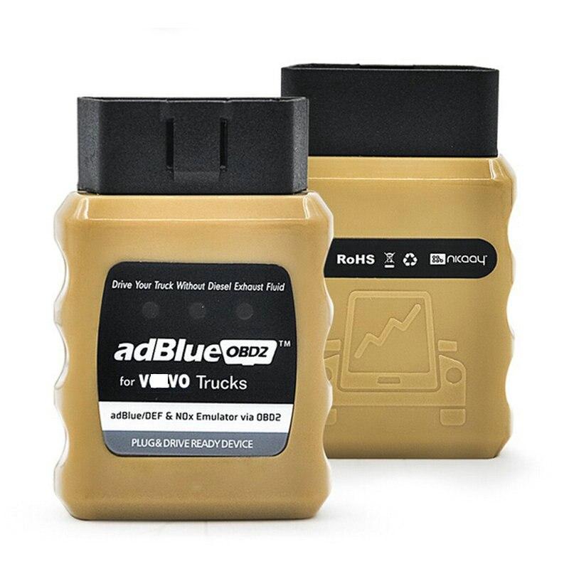 Новое поступление AdBlue OBD2 для грузовиков Adblue Эмулятор NOx Adblueobd2 - Цвет: V-OLVO