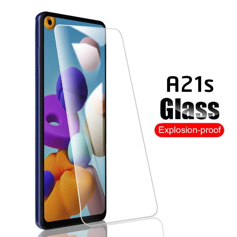 Защитное стекло для Samsung Galaxy A21s, пленка из закаленного стекла для защиты экрана Samsung A21 s, A 21 s, A 21 s, GalaA21s, 2 шт.