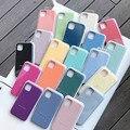 Чехол для iPhone 7 8 12 Mini SE 2020 X XR XS 11 Pro Max 6 6S Plus 12 Pro