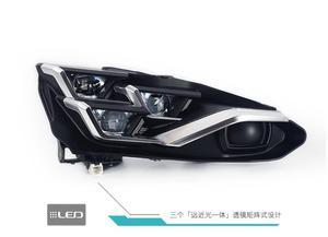 Image 3 - 2017y автомобильный bupmer передняя фара для Lexus передсветильник X200 NX200T NX300T автомобильные аксессуары все в светодиодный ном тумане для Lexus передняя фара