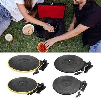 28cm Einstellbare 33 45 78Rpm Automatische Vintage Zubehör Vinyl 3 Geschwindigkeiten Audio Stereo Ersatz Kurve Arm Grammophon Plattenspieler