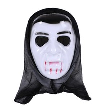 Halloween Masker Schedel Ghost Scary Terror Scream Maskerade Partij Cosplay Kostuum Q6PD(China)