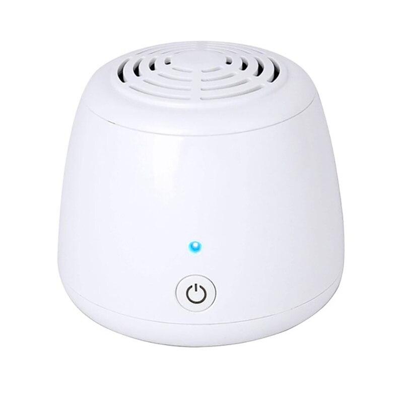 Air Purifier Ozone Generator Dc5V Fridge Food Fruit Vegetables Shoe Wardrobe Car O3 Ionizer Disinfect Sterilizer Fresh|Air Purifiers| |  - title=