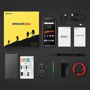 Image 5 - Смартфон Ulefone Armor 3W защищенный, Android 9,0, IP68, 5,7 дюйма, Helio P70, 6 + 64 ГБ, 10300 мА · ч, 4G, Android