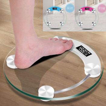 Electronic Digital Bathroom Scales Body Weight Management brand new Post free