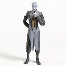 Figuras de acción de los vengadores Infinity War, ébano Maw de PVC, juguete coleccionable Legends
