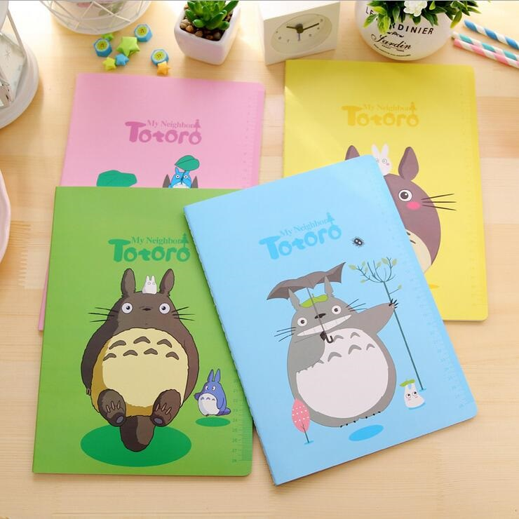 1pc/lot Kawaii Cute Japan Cartoon Cat B5 Style Notebook Diary Journal Mini Pocket Book Nice Gift Prize Office School Supply