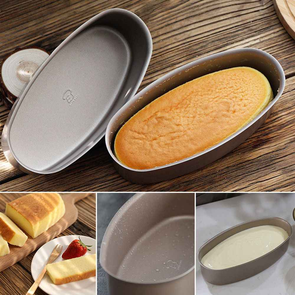 Gadgets Cheesecake Non-stick Cake Mold Cake Tray Baking Bread Pan Toast Mould