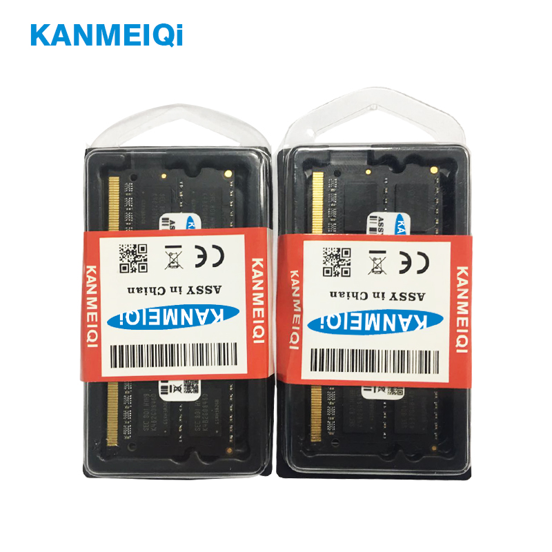 KANMEIQi DDR3 2GB/4GB/8GB Laptop Memory With Dual Channel Support 5