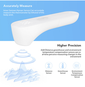 Image 2 - Xiaomi iHealth Xiaomi Thermometer Non Contact Accurate Digital Infrared Body Fever Temperature Measurement With LED Display