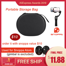 Snoppa atom Benro p1 in Stabilizer handheld Portable Storage Bag Gimbal Cover Box for Snoppa Atom Stabilizer