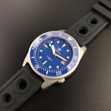 Automatic Watch Men Stainless Steel Pilot Watch
