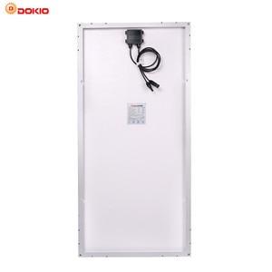 Image 2 - Dokio 12V 100W panneau solaire rigide chine 18V monocristallin silicium étanche panneau solaire Charge # DSP 100M