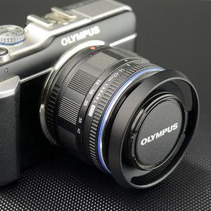 Image 5 - מתכת פרקו עדשת הוד עבור ניקון Z50 מצלמה עם NIKKOR Z DX 16 50mm f/3.5  6.3 VR עדשה