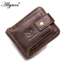 Level Cowhide Holders Transverse Genuine Leather Multifunction Leisure Driver's License Womens Wallets and Purses Woven Solid