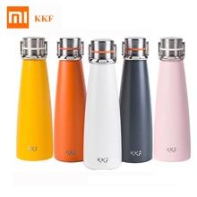 Xiaomi KKF bouteille sous vide 24h isolation tasse Thermoses acier inoxydable Thermos flacon 475ML voyage tasse Portable sport tasse
