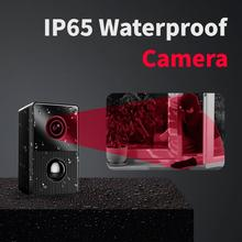 IP65 Waterproof Camera, Video Recorder Camcorder Rechargeable Battery with Night Vision,PIR Motion Detection for Outside/Indoor