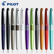 טייס מטרופוליטן עט נובע Caneta Tinteiro בסדר ציפורן בעלי החיים צבעוני גוף טייס FP MR2/ FP MR3 88G Plumas Estilograficas