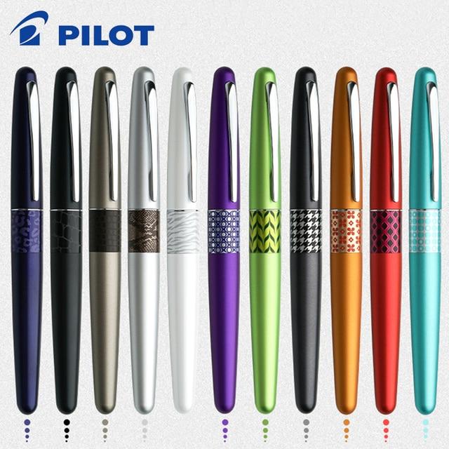 الطيار متروبوليتان قلم حبر Caneta tintiro غرامة بنك الاستثمار القومي الحيوان الملونة الجسم الطيار FP MR2/ FP MR3 88G Plumas Estilograficas