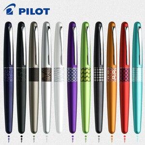 Image 1 - Pilot Metropolitan Fountain Pen   Caneta Tinteiro Fine Nib Animal Colorful Body Pilot FP MR2/ FP MR3 88G Plumas Estilograficas