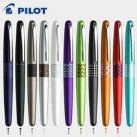 Piloto metropolitano caneta-caneta tineiro fino nib animal colorido corpo piloto FP-MR2/ FP-MR3-88G plumas estilograficas