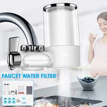 Warmtoo Tap Water Purifier Kitchen Faucet Washable 5-layers Mini Water Filter Filtro Rust Bacteria Removal Replacement Filter