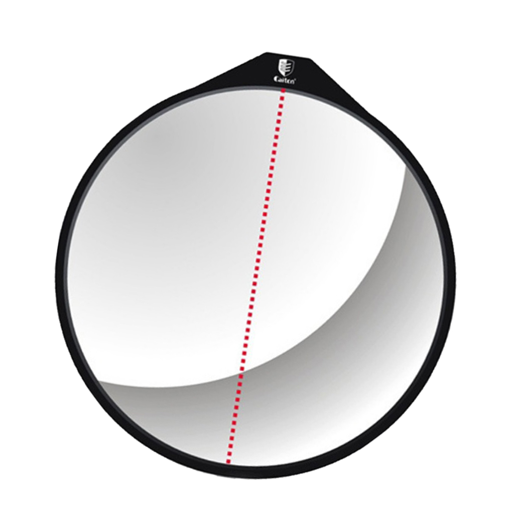 Golf 360 Convex Mirror Full Swing & Putting Training Practice Tool Aids Learning Accessories