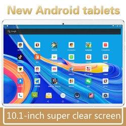Nowy tablet 10.1 cala osiem rdzeni 4G full Netcom 1280*800 hd Android 9.0 nauka gry Webclass obsługuje WiFi GPS