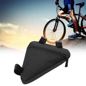 Image 2 - MTB כביש אופניים שקיות מול מסגרת משולש תיק אופני Beam תיק עמיד למים משולש פאוץ מסגרת מחזיק אופניים אבזרים