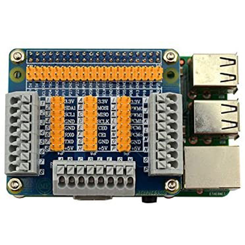 GPIO Extension <font><b>Board</b></font> Multifunction Interface Module for Raspberry <font><b>Pi</b></font> 2/<font><b>3</b></font> Model B PC Banana <font><b>Pi</b></font> M3/Pro <font><b>Orange</b></font> <font><b>Pi</b></font> image