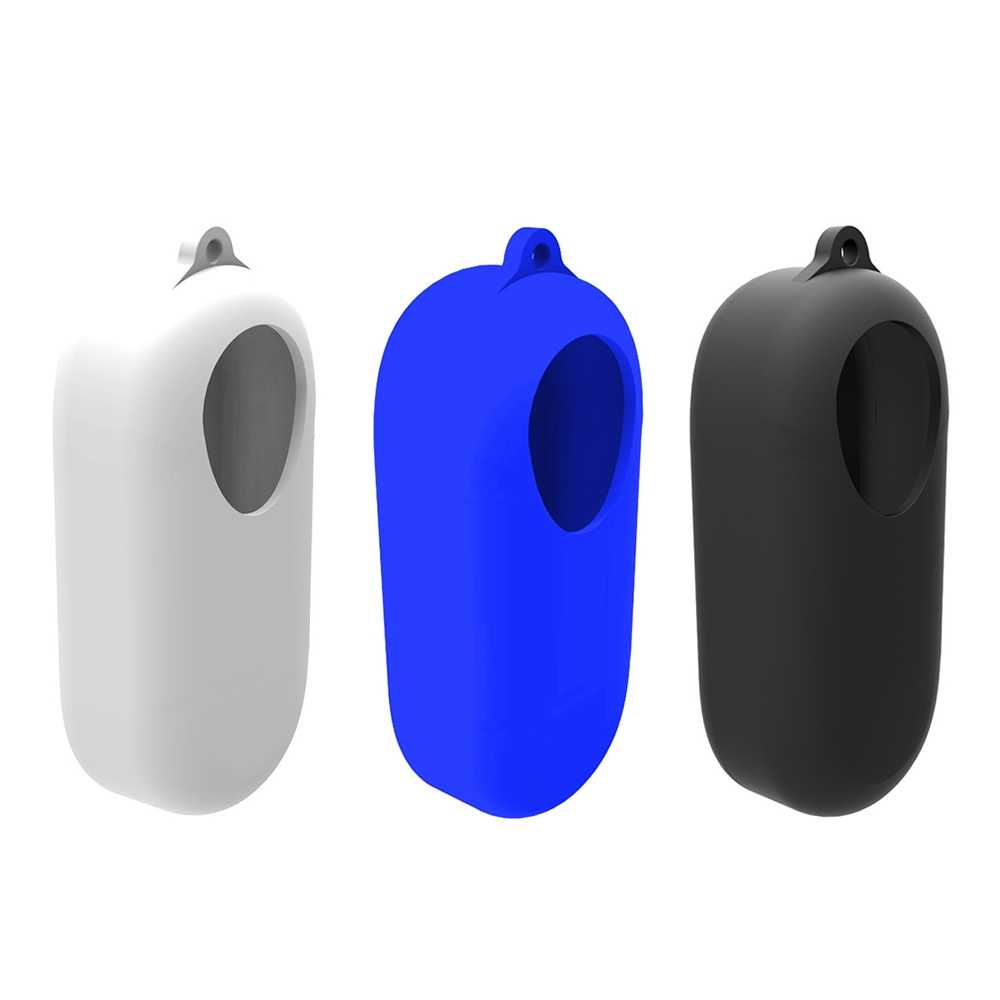 PULUZ funda protectora de silicona suave para Insta360 GO funda de piel funda de silicona portátil antipolvo para Insta360 GO