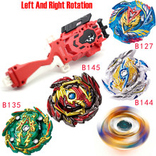 Latest Model Beyblade Burst ToysB-145 B-144 B-143 B-140 With Launcher and Box Blade Metal Fusion God Spinning Top Bey Blades Toy(China)