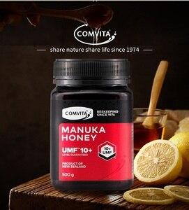 Image 1 - NewZealand 100% 정품 Comvita Manuka Honey UMF10 + 소화 건강 및 호흡기 기침을위한 정통 슈퍼 프리미엄 꿀