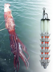 Bimoo Jig-Lure Fishing-Bait Squid Fast-Sinking Boat Commercial