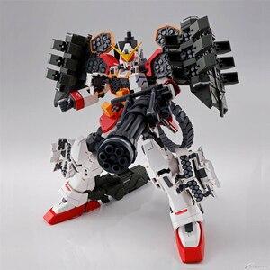 Image 3 - Bandai Mg 1/100 Pb in Edizione Limitata Gundam Heavyarms Custom XXXG 01H2 Braccia Cusutom Effetti Action Figure Modello di Modifica