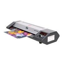 Laminating machine A3 A4 laminator Metal glue machine Film machine 180 ° C high temperature Hot and cold